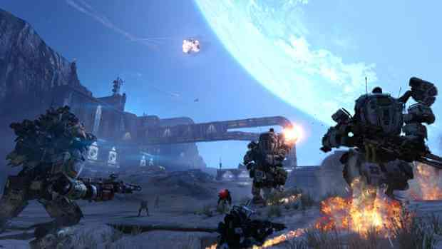 Titanfall: IMC Rising 'Sand Trap' map revealed with new images