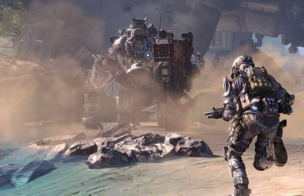 (1) New official screenshot of Titanfall