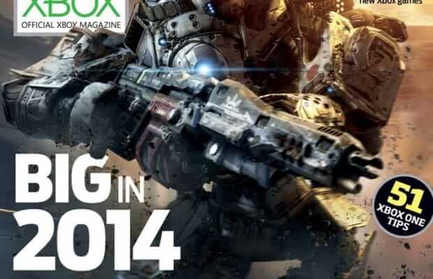 Titanfall will be featured on cover of Official Xbox Magazine