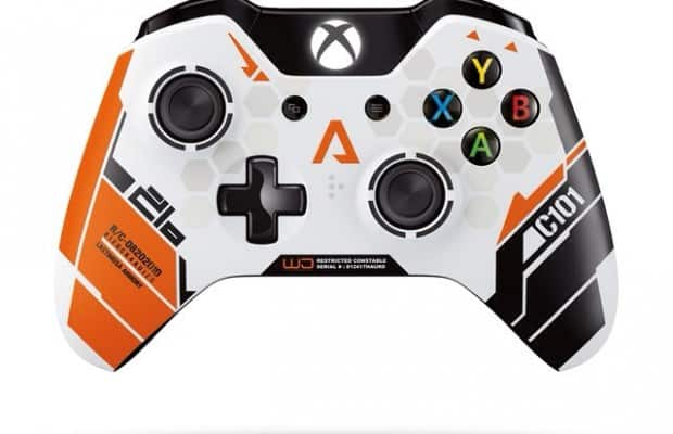 New Titanfall Limited Edition Xbox One Controller announced