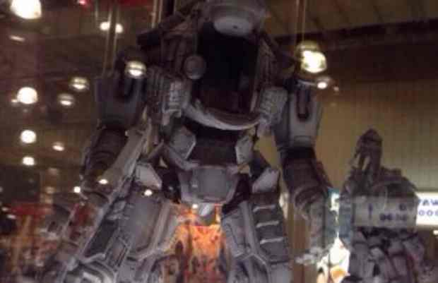 Square Enix Play Arts unveils Titanfall Toy line
