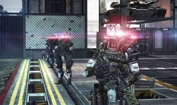 Respawn talks about the vision behind putting AIs in Titanfall