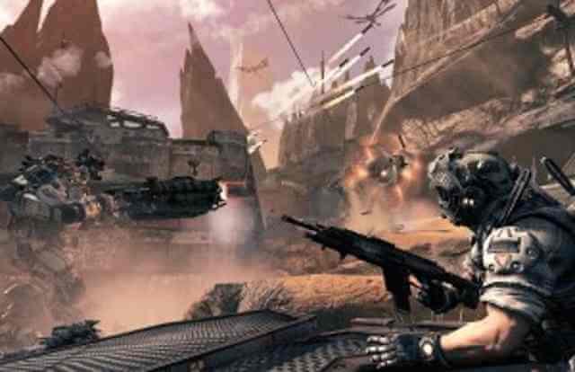 New Titanfall screenshot released