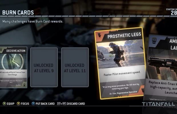 Rumor: Burn card 'packs' rewarded at certain levels (level 25 – 50)