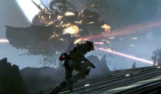 """Official Titanfall """"Launch"""" TRAILER"""