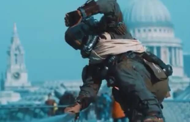 """""""The Pilots of Titanfall Come to Life"""" VIDEO"""