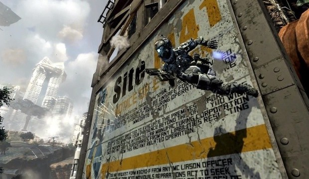 EA will not be releasing a Games on Demand version of Titanfall on Xbox 360