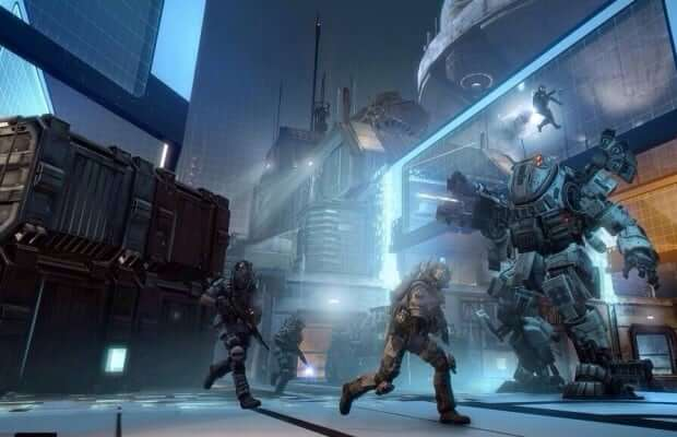 "New images and details of ""War Games"" Titanfall Expedition DLC map"