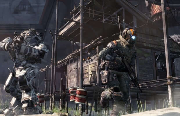 Zampella is 'OK with Call of Duty being big'; discusses why Titanfall is a multiplayer-only game