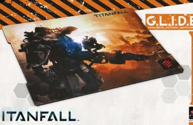 Mad Catz reveals new line up of Titanfall accessories