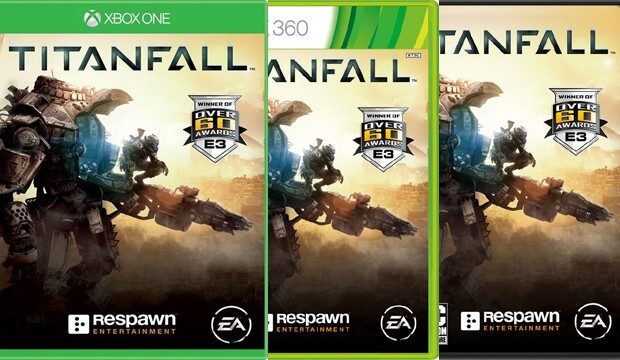 Titanfall cover art officially revealed