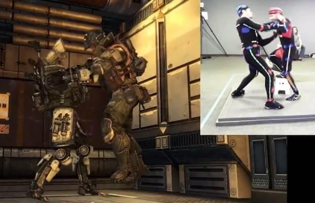 "Titanfall ""Behind the Scenes: Mocap"" VIDEO"