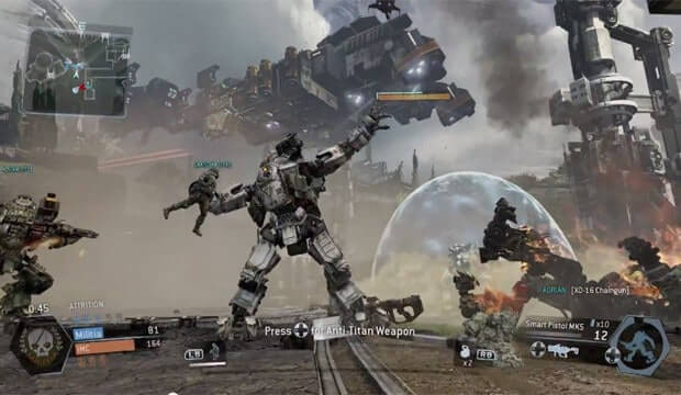 IGN will host a livestream of Titanfall on Feb 13th