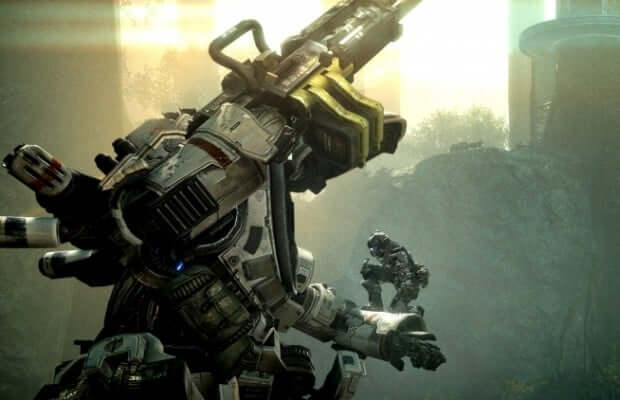 New game modes found hidden within Titanfall's game files in the newest update