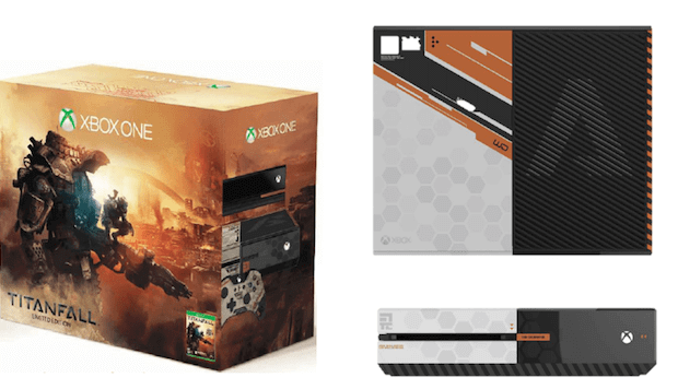 Alleged image of Limited Edition Titanfall Xbox One console and DLC dates -UPDATE