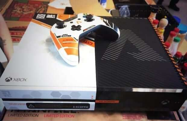 Respawn developer posts Titanfall Xbox One Dev Team edition unboxing video
