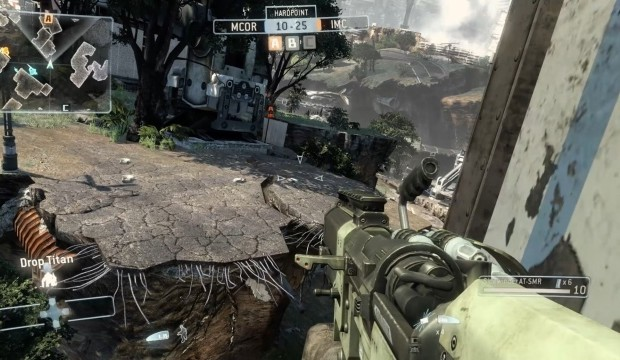 Titanfall will not feature Hardcore game mode types