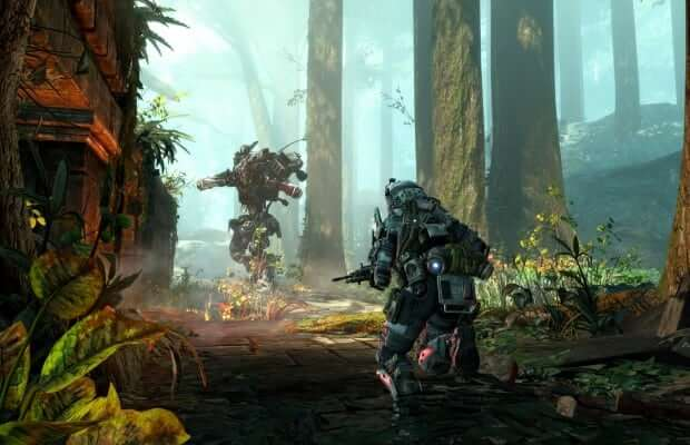 (5) New screenshots of Titanfall Expedition DLC maps released