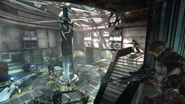 Titanfall: Frontier's Edge 'Export' map revealed with new images