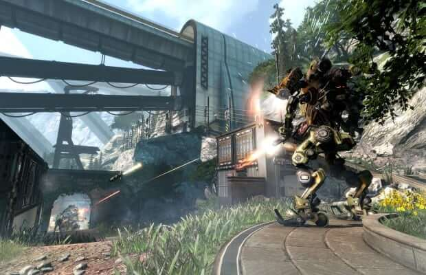 Respawn will be live streaming Titanfall: Frontier's Edge DLC on July 23rd on Twitch at 12pm PDT