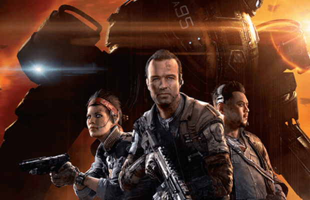 Respawn reveals The Militia – the military arm of the Frontier systems' territorial defense pact