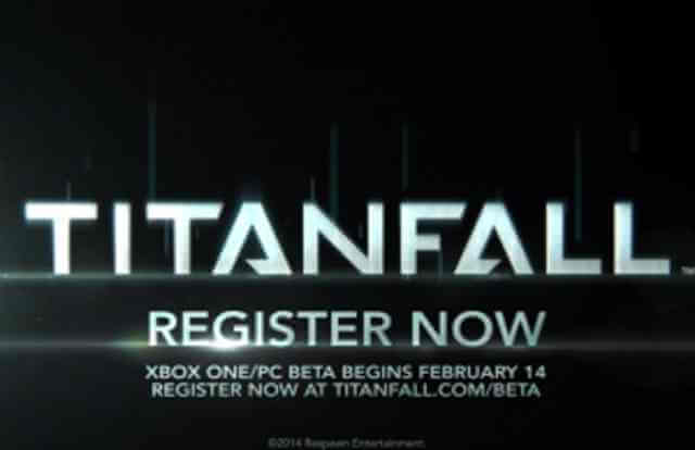 Titanfall beta will start February 14th, to feature 3 game modes and 2 maps