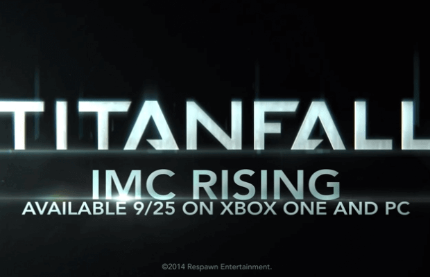 Titanfall: IMC Rising available September 25th on Xbox One & PC