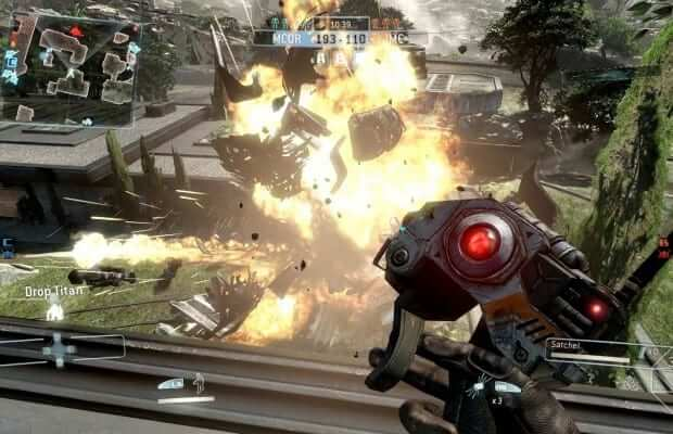 Titanfall will not support split-screen multiplayer play