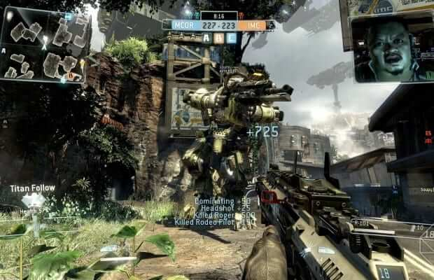 Rumor: Titanfall performance currently lacking at 720p, PS4 port was considered