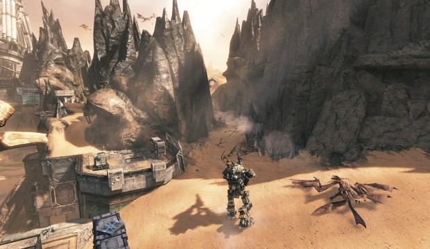 Titanfall Game Update 2 now live on Xbox 360