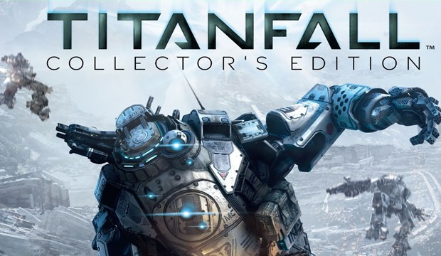 Titanfall Collector's Edition Box Art revealed