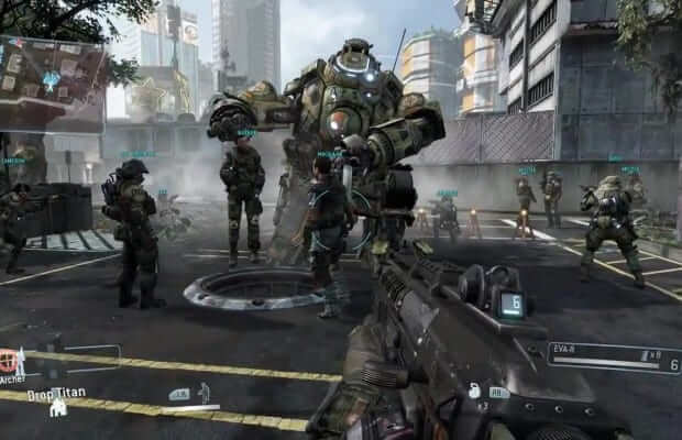 Respawn confirms differences between XB1 and X360 versions of Titanfall; discusses all-mech battles