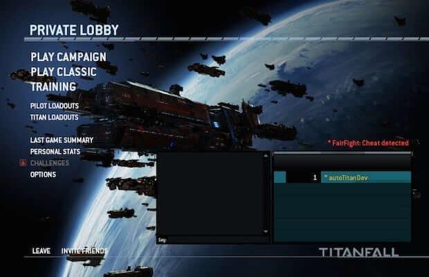 Respawn provides update regarding Titanfall anticheat system