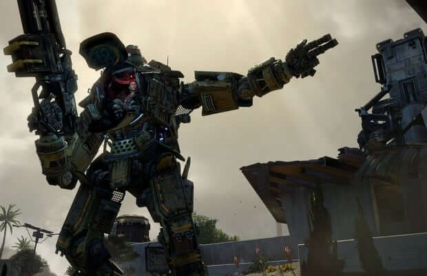 Respawn discusses how Xbox's Azure Cloud allows them to use dedicated servers for Titanfall