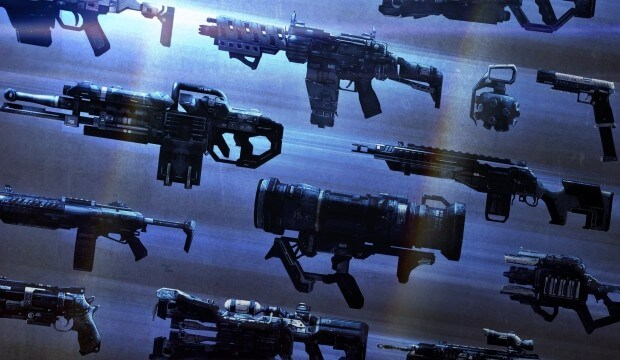Titanfall website updated showing Pilot weapons and ordinance (listed)