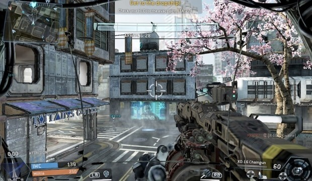 Respawn has plans for Double XP weekends for Titanfall
