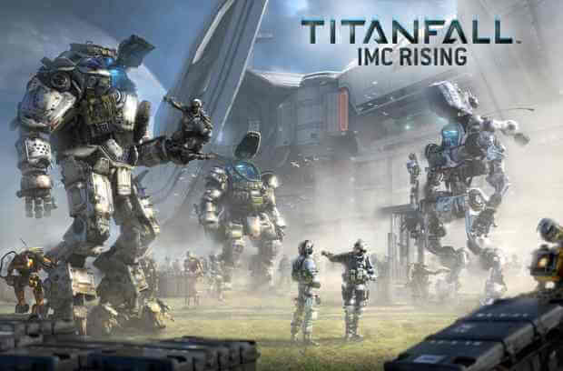 Third and final DLC pack for Titanfall called 'IMC Rising' coming this Fall