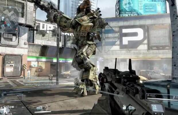 Official Titanfall video explains Campaign Multiplayer Mode and Titan concept