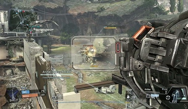 Titanfall for Xbox 360 is 'coming along really well'