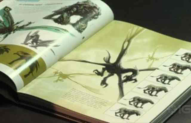 Titanfall art book suggests monsters could appear in maps