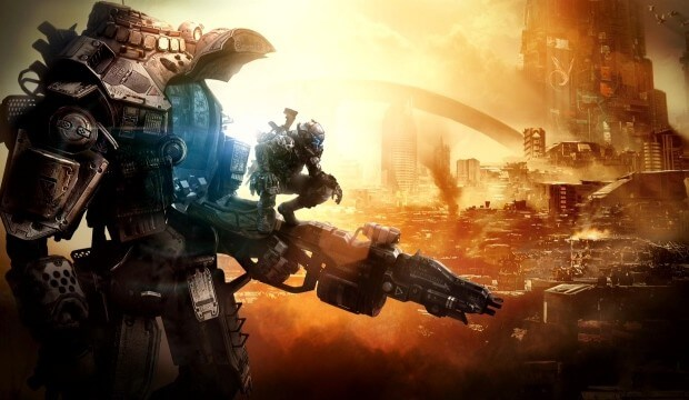 Over 50 new Alpha images show Titanfall menus and Pilot Training Module's