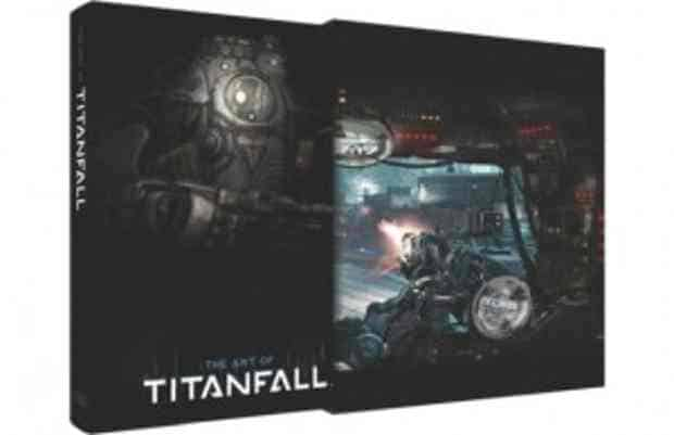 'The Art of Titanfall' Limited Edition now available for pre-order – limited to 500 copies